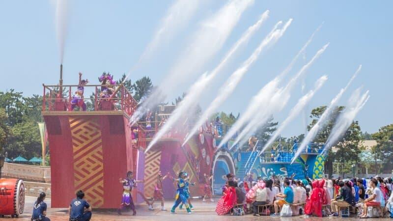 Garyo Gunbu Tokyo Disneyland