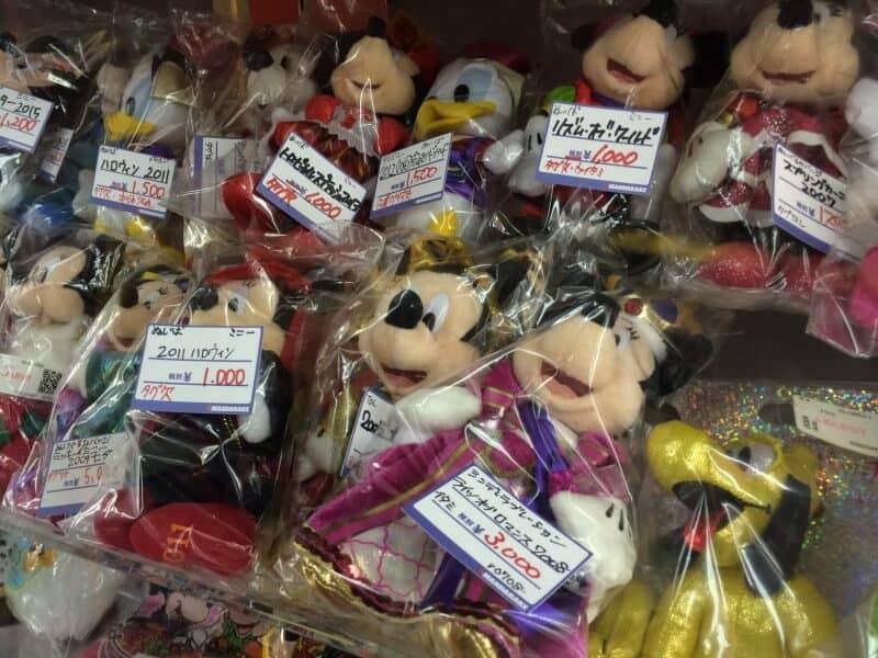 Mandarake Tokyo Disney Resort Plush