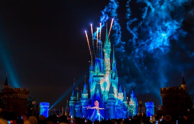 Once Upon A Time Tokyo Disneyland Winter Edition