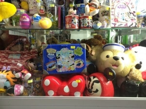 Tokyo Disney Resort Popcorn Buckets ROBOT ROBOT2
