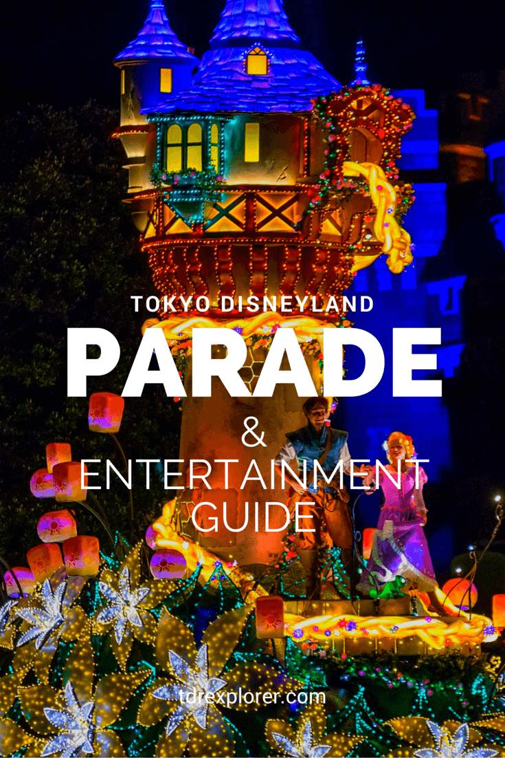 Best Tokyo Disneyland Shows Amp Parades