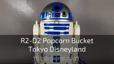 VIDEO: R2-D2 Popcorn Bucket from Tokyo Disneyland