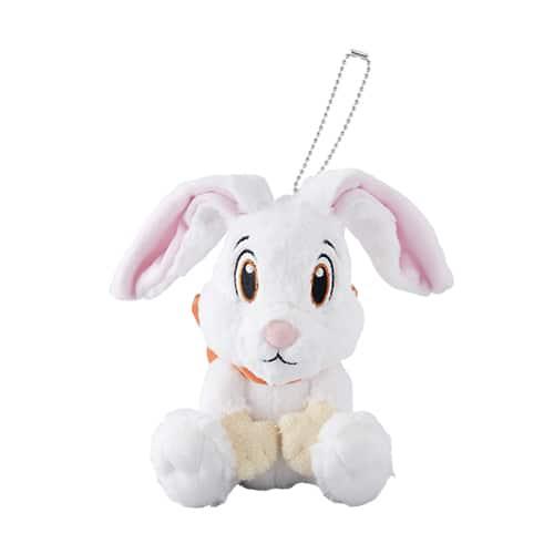 Bunny Stuffed Badge ¥1,600