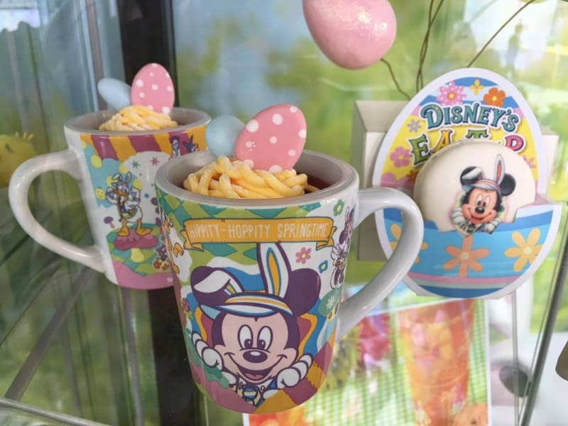 Disneys Easter Snacks