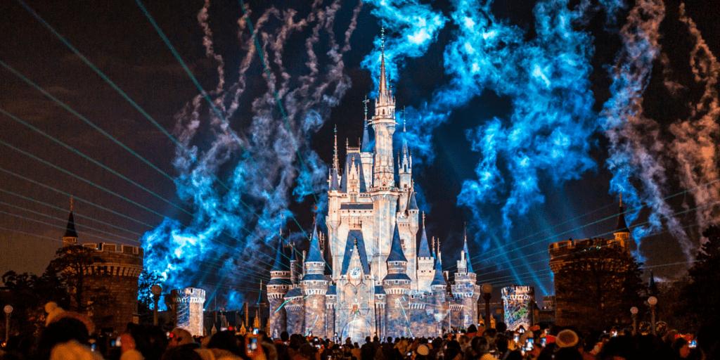 1-Day Tour Plan for Tokyo Disneyland 2017