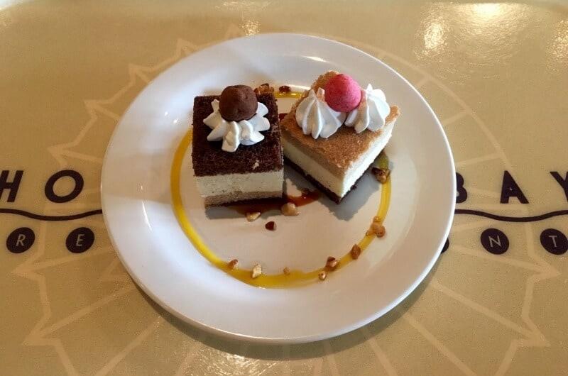 Chip N Dale Vanillia Cake Horizon Bay Tokyo DisneySea