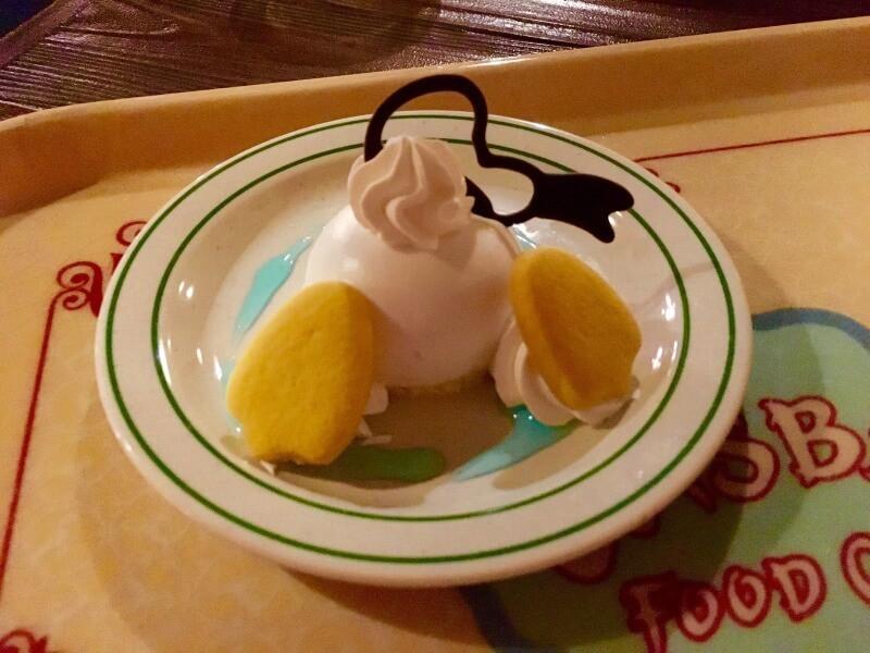 Donald Duck Butt Dessert Tokyo DisneySea