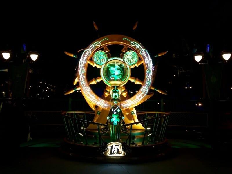 Goofy Crystal Point Tokyo DisneySea