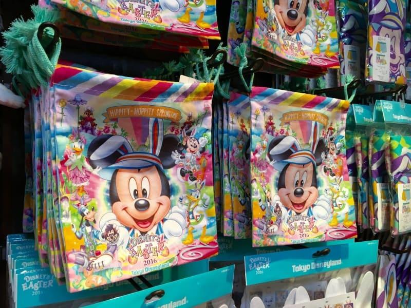 Merchandise Easter Tokyo Disneyland