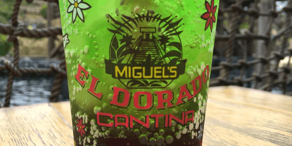 Miguel's El Dorado Cantina Review at Tokyo DisneySea