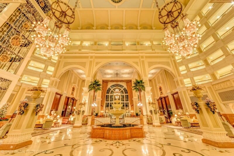 Tokyo Disneyland Hotel Inside Duy Phan Photography