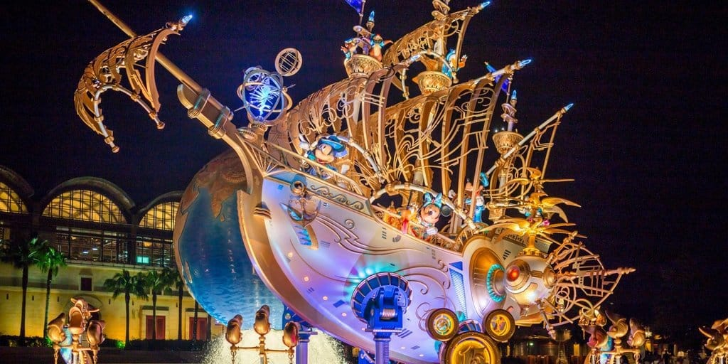 Tokyo DisneySea 15th Anniversary Complete Guide