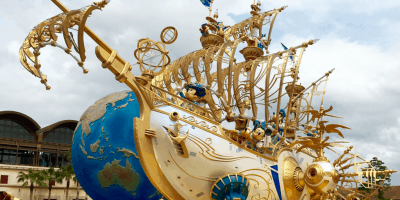 Complete Guide to the 15th Anniversary at Tokyo DisneySea