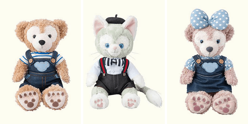 New Duffy, ShellieMay, & Gelatoni Costumes Starting June 16, 2016