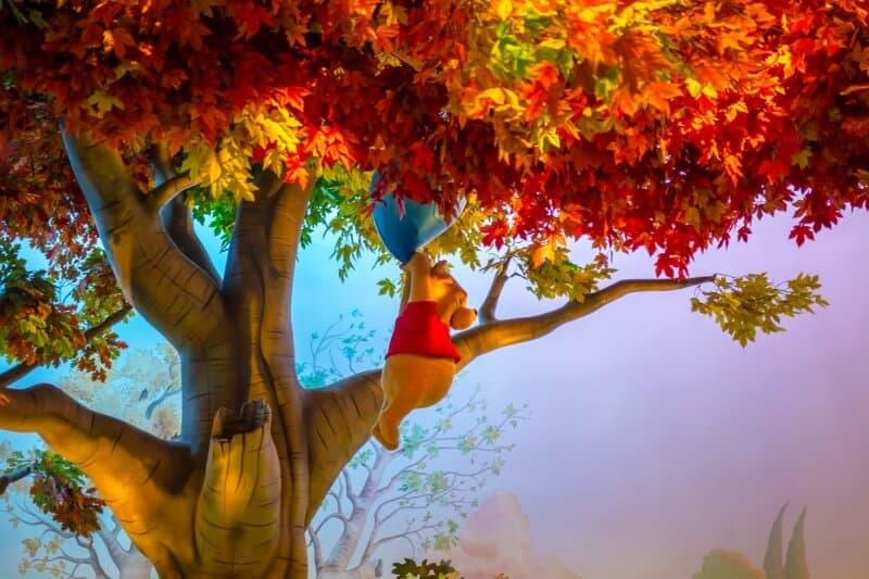 Poohs Hunny Hunt at Tokyo Disneyland!