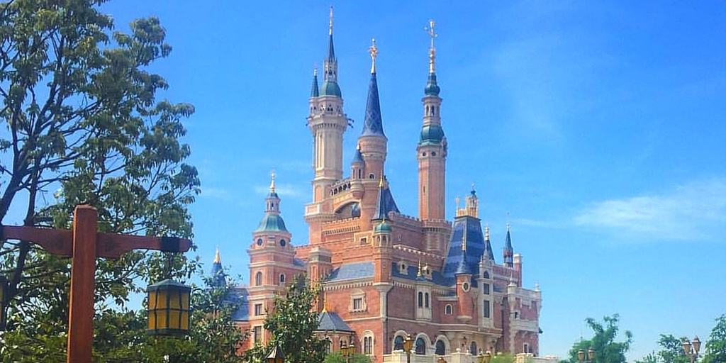 Follow the Grand Opening of Shanghai Disney Resort