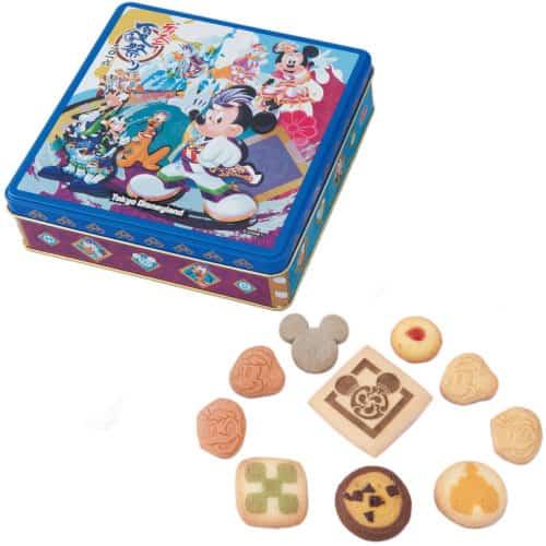 Assorted Cookies ¥1,200
