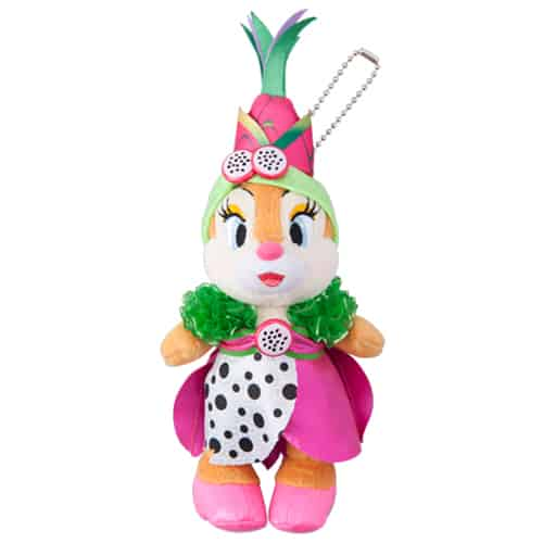 Clarice Stuffed Badge ¥1,700