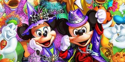 Tokyo Disneyland Receives New Parade for Halloween 2016