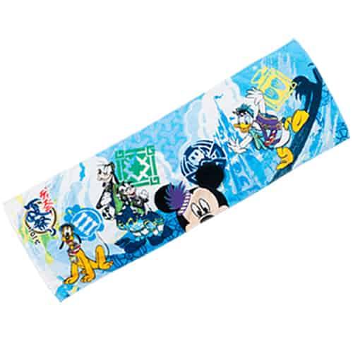 Mickey Head Towel ¥1,600