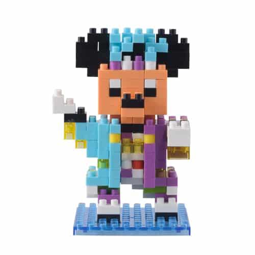 Mickey Nanoblock ¥1,500