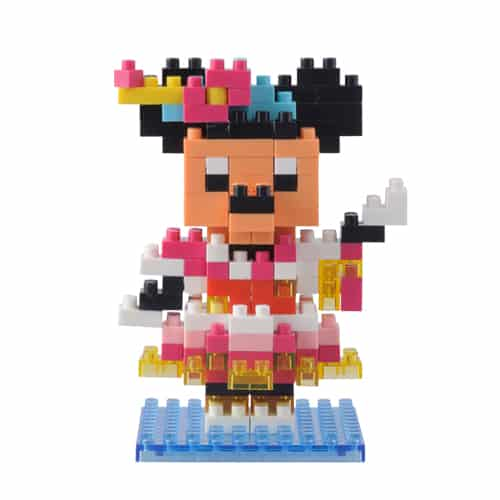Minnie Nanoblock ¥1,500