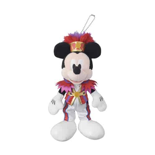 Mickey Stuffed Badge ¥2,200