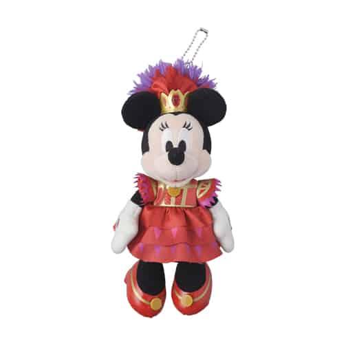 Minnie Stuffed Badge ¥2,200