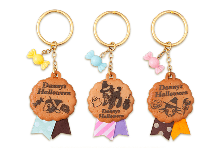 Key Chain Set ¥2,100