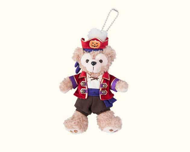 Duffy Stuffed Badge ¥2,000