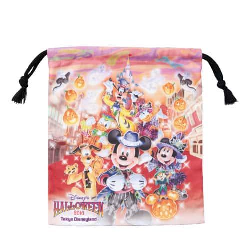 Drawstring Bag ¥700
