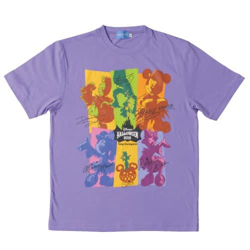 T Shirt Sizes 130, 140 ,150 CM ¥2,300 S, M, L, LL ¥2,600 3L ¥2,900