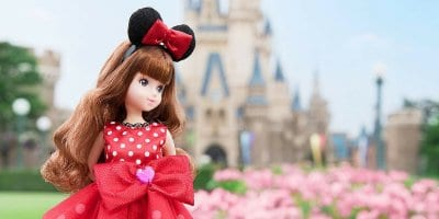 New Fashion Dolls Available at Tokyo Disney Resort