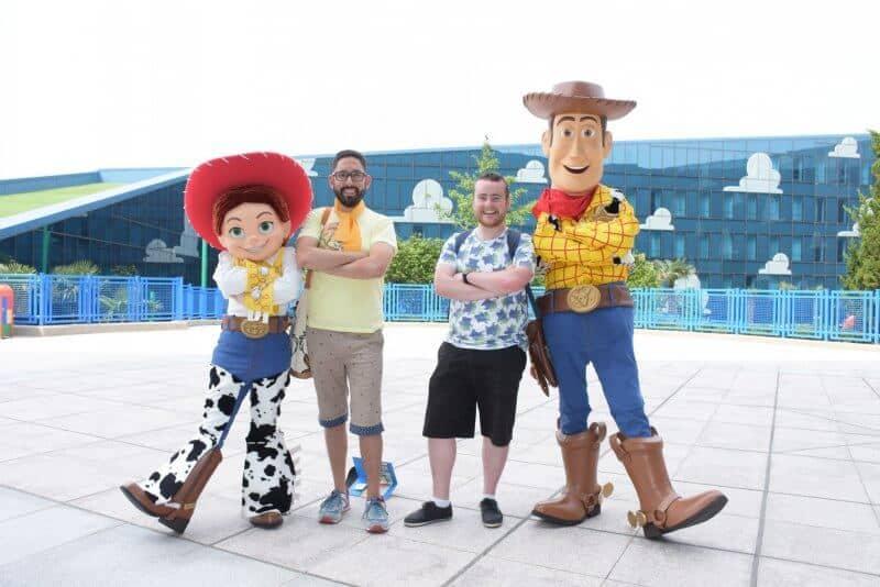 Toy Story Hotel Shanghai Disneyland Grand Opening