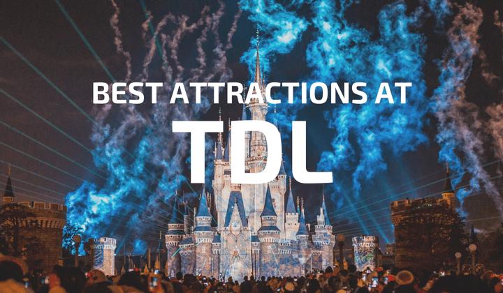 Best Attractions at Tokyo Disneyland