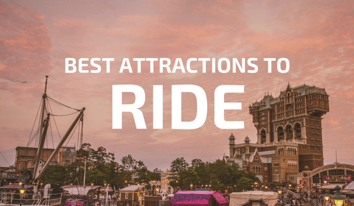 Best Attractions to Ride at Tokyo Disney