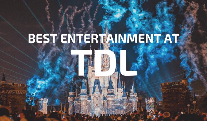 Best Entertainment at Tokyo Disneyland