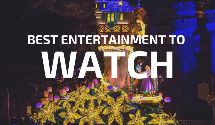 Best Entertainment to Watch at Tokyo Disney