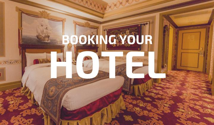 Booking Tokyo Disney Hotels