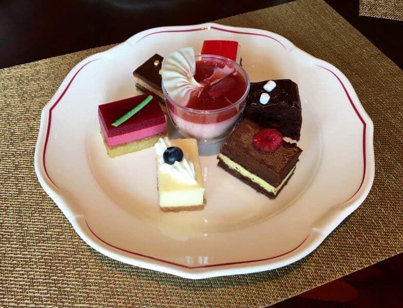 Desserts Lumiere's Kitchen Shanghai Disneyland