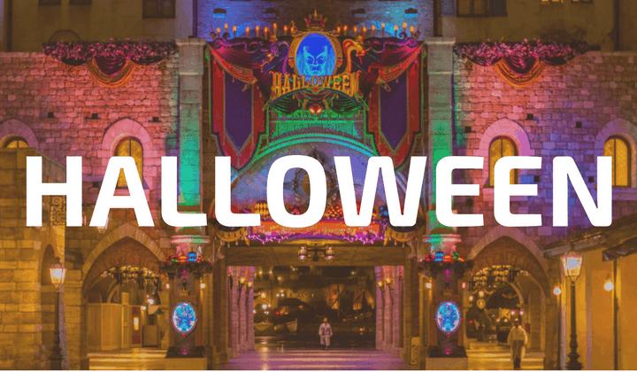 Halloween at Tokyo Disneyland DisneySea