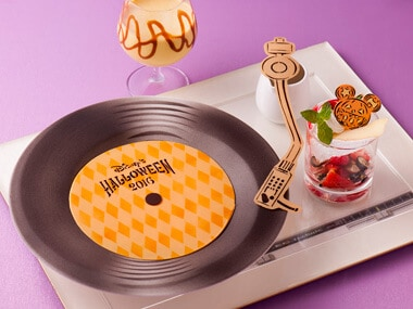 Hyperion Lounge Dessert Set ¥1,800