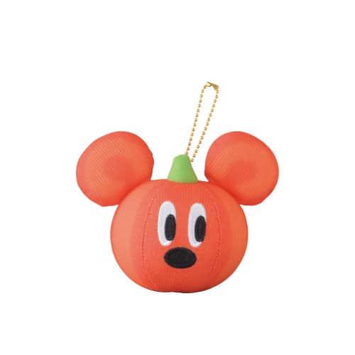 Mickey Pumpkin Stuffed Badge ¥1,300