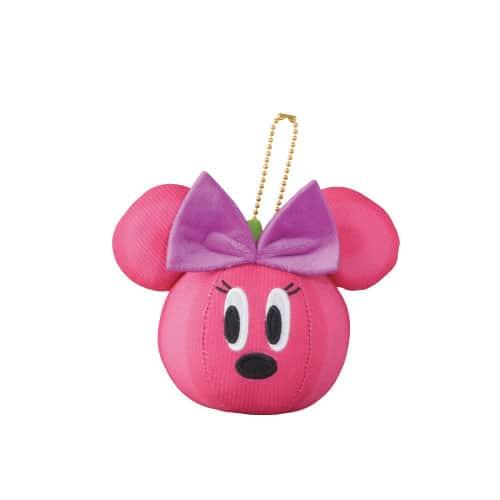 Minnie Pumpkin Stuffed Badge ¥1,300