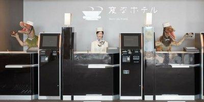 Robot Operated Hotel Opening Near Tokyo Disney Resort