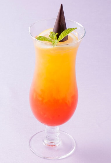 Halloween Special Non-Alcoholic Cocktail ¥1,140