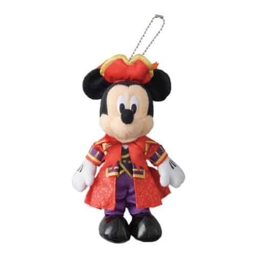 Mickey Stuffed Badge ¥1,700