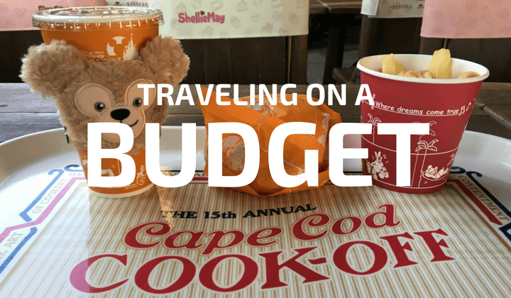 Traveling on a Budget at Tokyo Disney