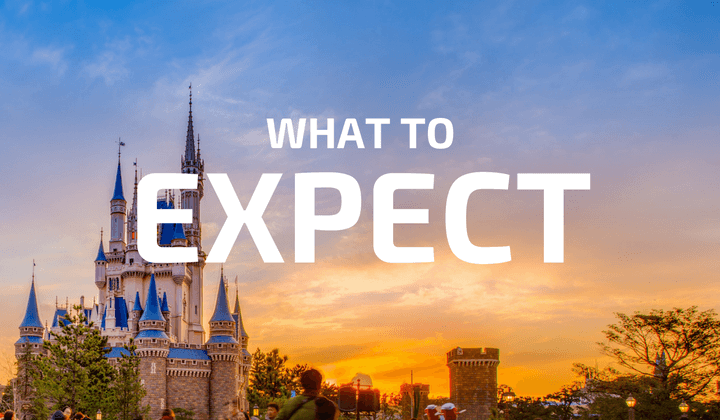 What to Expect Tokyo Disneyland