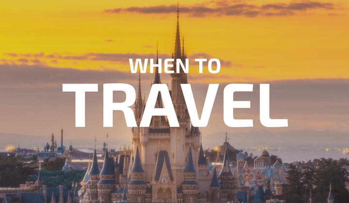 When to Travel to Tokyo Disneyland
